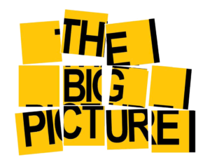 On The Mark The Big Picture logo