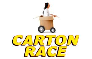 logo carton race