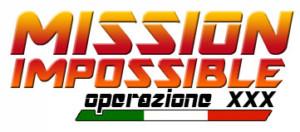 logo mission impossible operazionexx