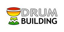logo drum building